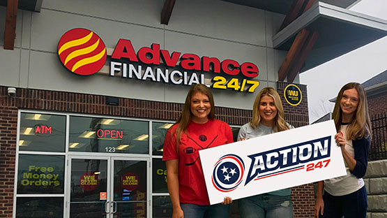 Action247 Online Sports Betting-9232 Lee Hwy Tullahoma TN 37388